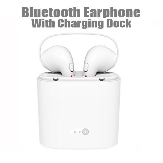 Audifonos I7s Tws Manos Libres Bluetooth Airpods Gen 233 Ricos