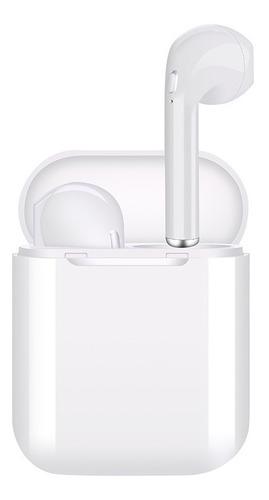audífonos i9s airpod blanco tws tipo apple samsung bluetoot