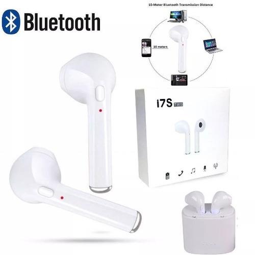audifonos inalambicos bluetooth manos libres airpods tws i7s