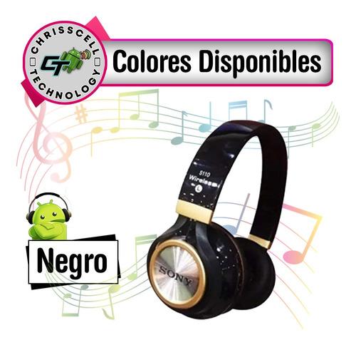 audifonos inalámbrico sony s110 bluetooth super wireless sd