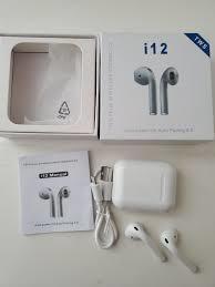 audífonos inalámbricos airpods i9s-tws  bluetooth 5.0 2019