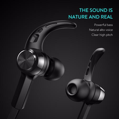 audifonos inalambricos baseus bluetooth 4.1 s06 magneticos