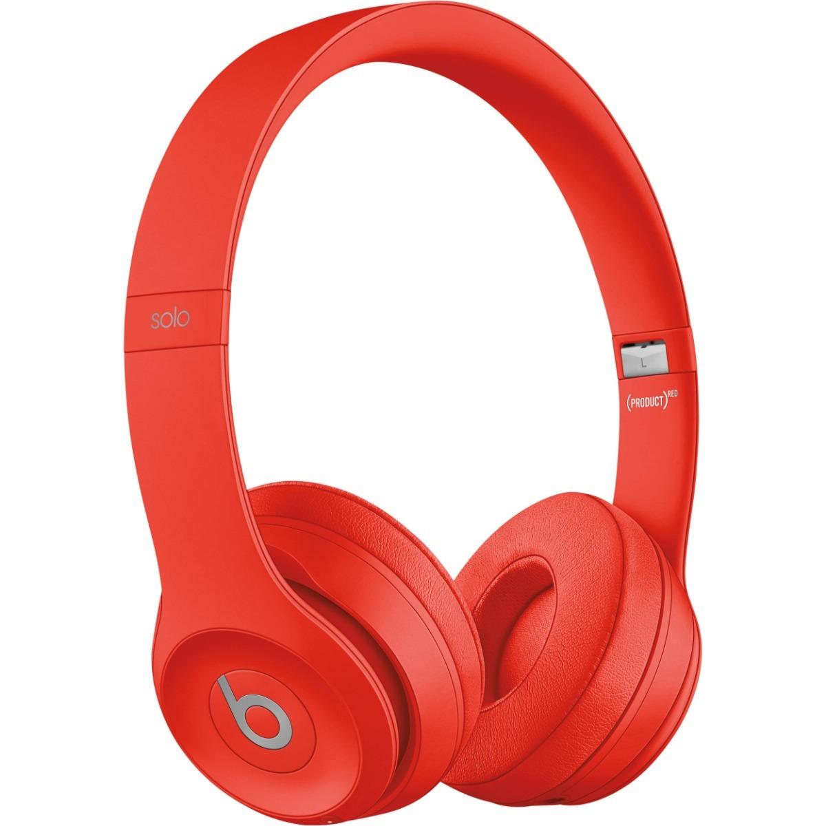 72280070b7a Audífonos Inalámbricos Beats Solo3 Wireless - Rojo - $ 6,299.00 en ...