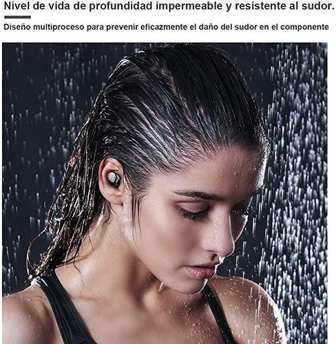 audífonos inalámbricos bluetooth c/sincronización automática