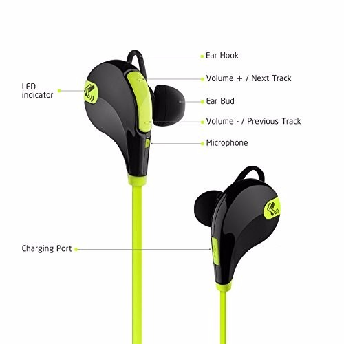 Audifonos Inalambricos Bluetooth Llamadas 136 00 En
