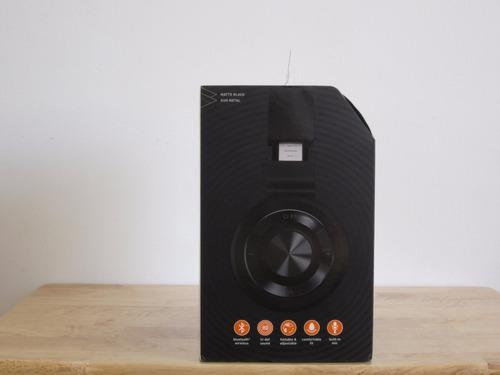 audífonos inalámbricos (bluetooth) sharper image