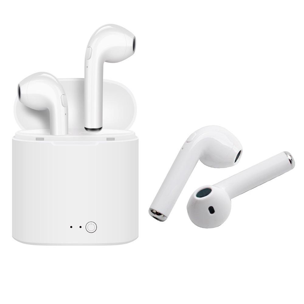 845d9fdfc8d audífonos inalámbricos bluetooth tipo airpods color blanco. Cargando zoom.