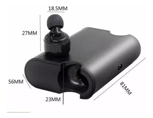 audifonos inalambricos bluetooth x2t original nuevo sellado