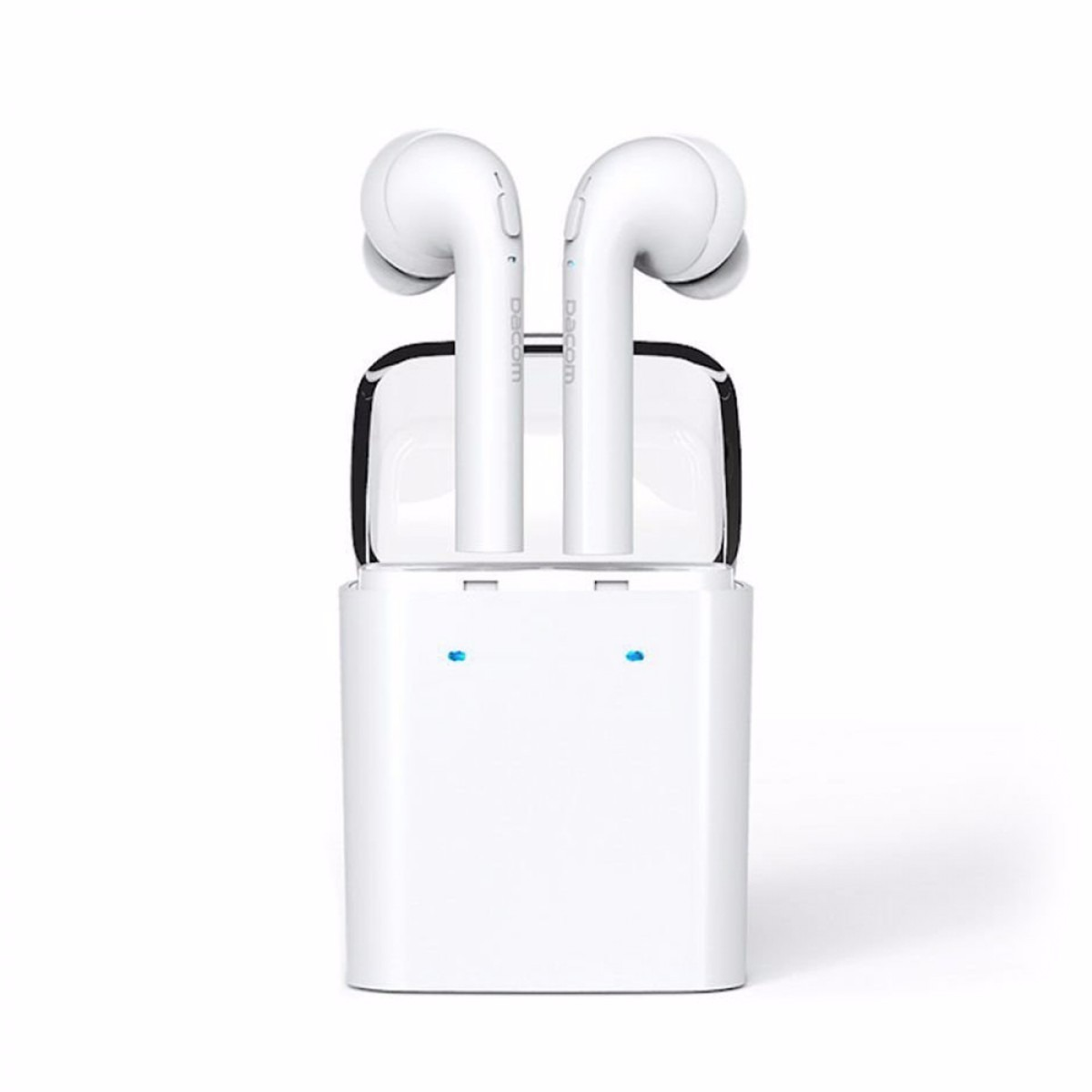 audifonos inalambricos dacom airpods iphone android. Black Bedroom Furniture Sets. Home Design Ideas
