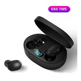 Audifonos Inalambricos E6s Tws Bluetooth 5.0