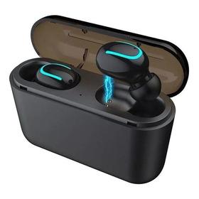 Audífonos Inalámbricos Hbq Q32 Black