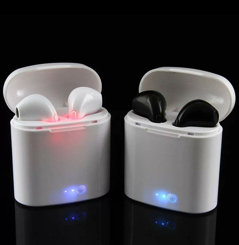 Aud 237 Fonos Inalambricos I7s Tipo Earpods Android O Iphone