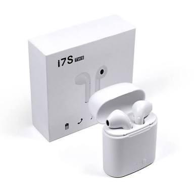 b4e0988825b Audífonos Inalambricos I7s Tipo Earpods Android O iPhone - $ 279.00 ...