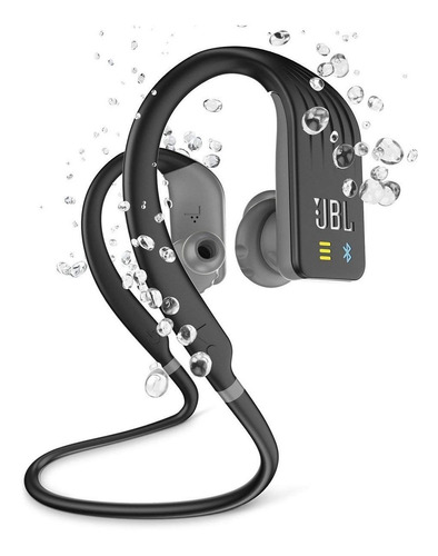 audífonos inalámbricos jbl endurance dive para nadar negro