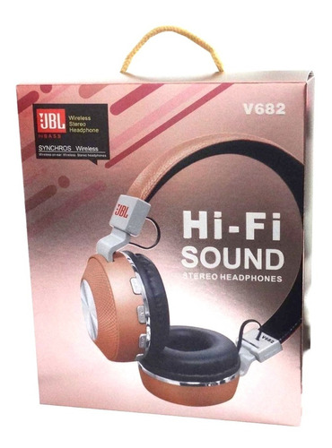 audifonos inalambricos jbl v66 bluetooh mp3 msd rpc