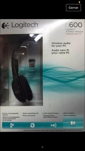 audifonos inalambricos logitech nuevos gamer bluetooth