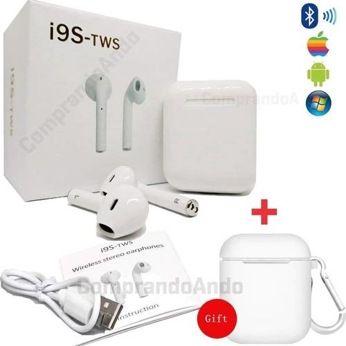 audífonos inalambricos modelo i9s-tws