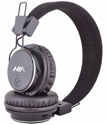 audífonos inalambricos nia bluetooth mp3 radio fm sd