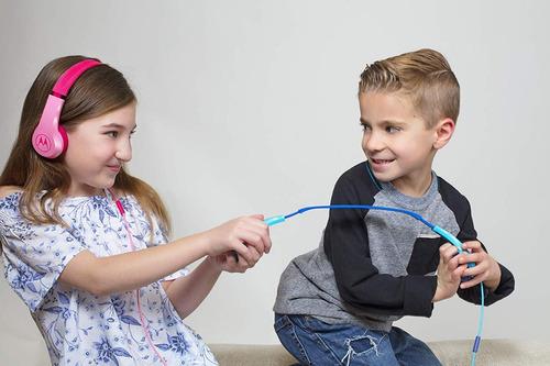 audifonos infantiles tipo diadema motorola