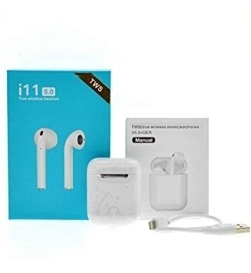 audifonos inhalambricos i11 tws bluetooth replica aa airpods