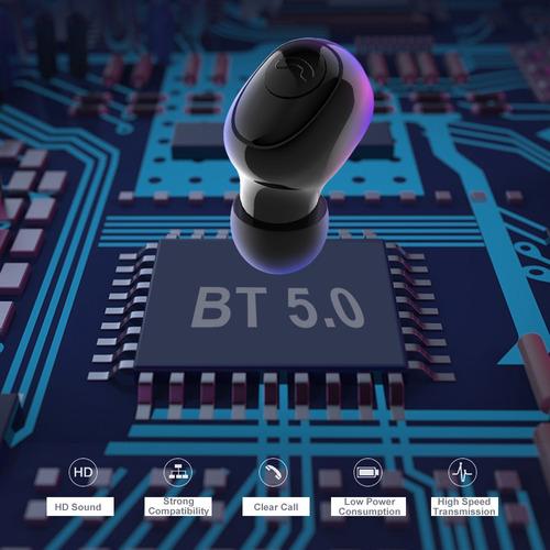 audífonos intraurales bluetooth 5.0 tws