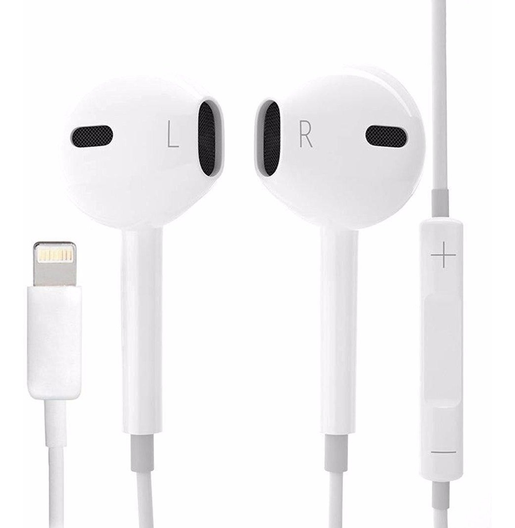 d1a88dc8d50 audifonos iphone 7 estereo apple iphone 7 plus iphone 8. Cargando zoom.