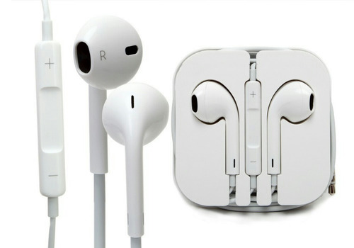 audifonos iphone ipad ipod suffled earpods manos libres