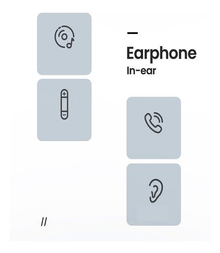 audifonos iphone usams cableados diseño pro control remoto