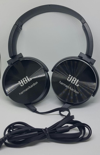 audifonos jbl alambricos manoslibres extra bass by harman
