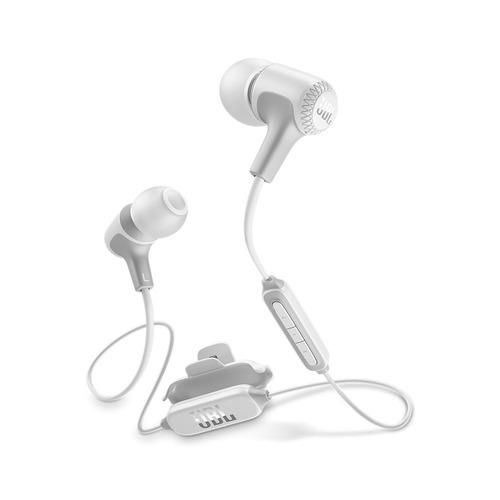 audifonos jbl e25bt in-ear blanco bluetooth
