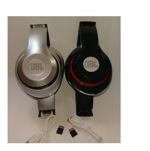 audifonos jbl mp3 blut incluye msd 8gb y musica a tu gusto