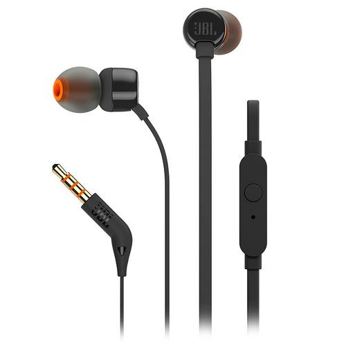 audífonos jbl t110 negro