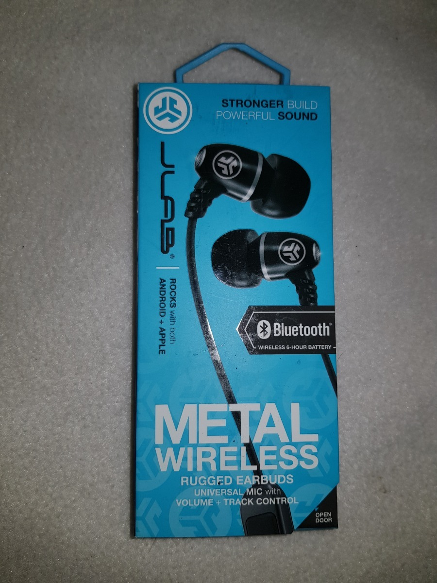 f65f07d3695 Audifonos Jlab Metal Wireless Bluetooth - $ 550.00 en Mercado Libre