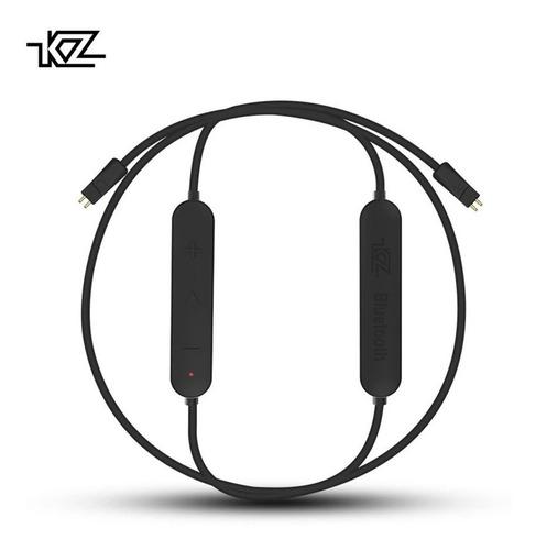 audifonos kz as10 mic + bluetooth kz 8 horas + estuche