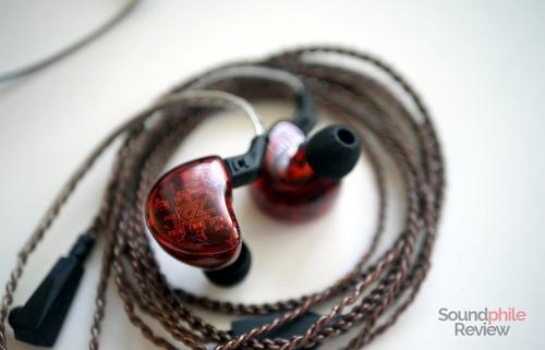 audifonos kz zs10 + bluetooth 8 hrs + espumas+ estuche