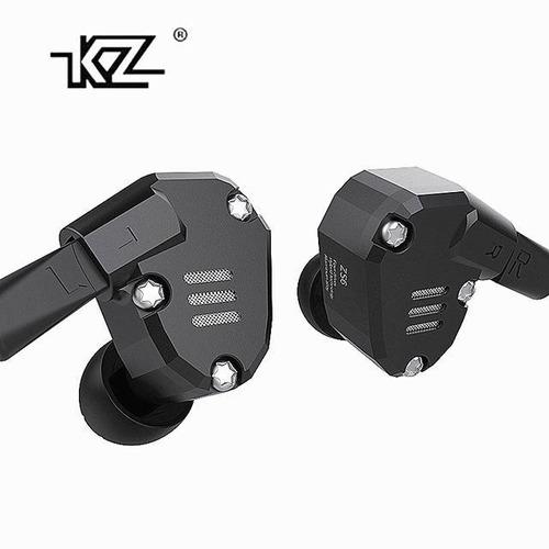 audífonos kz zs6 originales 8 drivers híbridos con micrófono