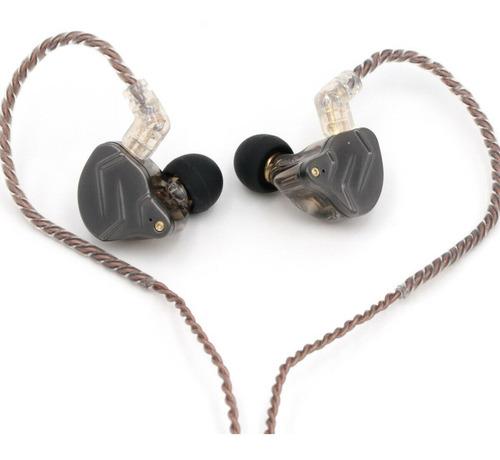 audífonos kz® zsn pro monitores in ear hifi + estuche compac