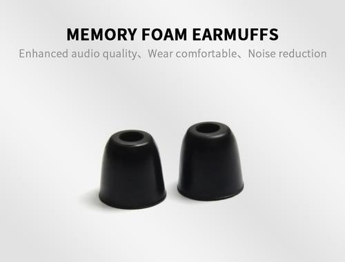 audifonos kz zst pro + espumas en memory
