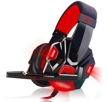 audífonos led para gamer soyto