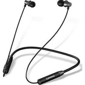 Audifonos Lenovo Bluetooth He05 Magnéticos Y Ajustables