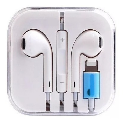 audífonos lighting bluetooth compatible iphone 7/ 8/ plus x