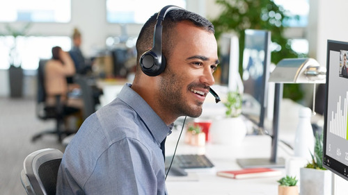 audifonos logitech h390 con microfono-stereo-call center