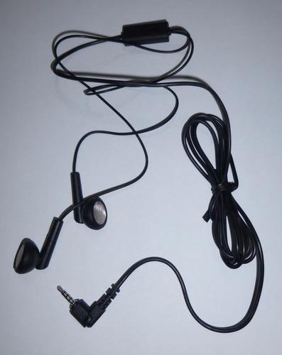 audifonos manos libre motorola syn2607a nuevo sellado