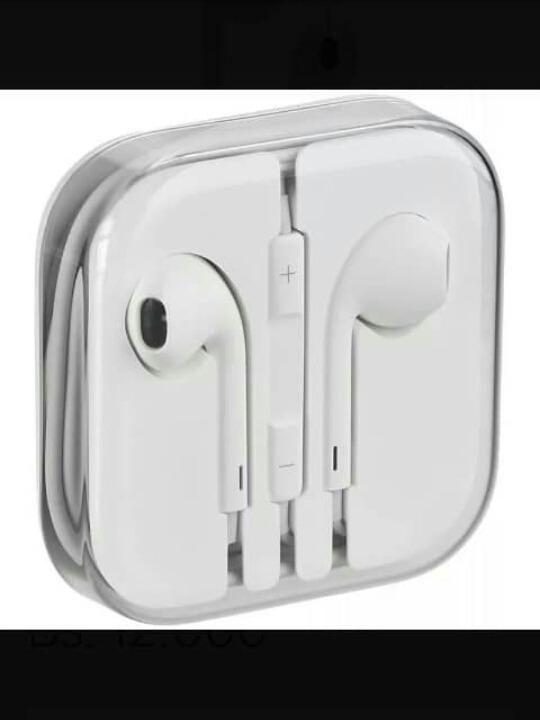 8d186529daa Audifonos Manos Libres 3.5mm Apple iPhone iPod Shuffle iPad - Bs ...