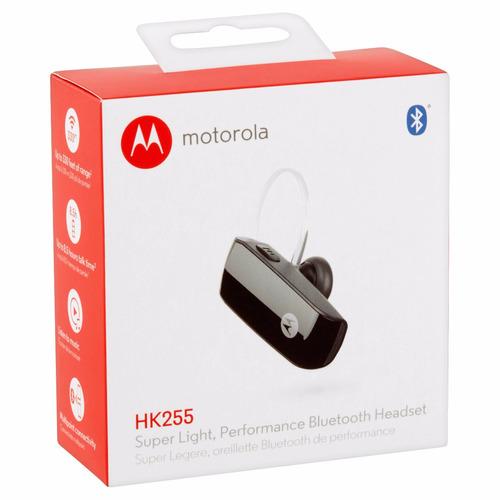 audifonos manos libres bluetooth motorola hk255