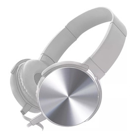 Audifonos Manos Libres Diadema 3.5 Mdr Extra Bass Colores Dj