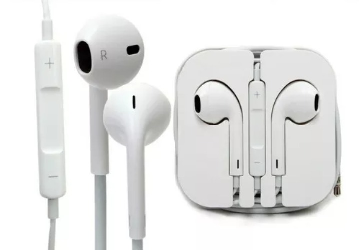 da8ec698ed0 Audifonos Manos Libres iPhone 7,6,5, iPad - $ 24.900 en Mercado Libre