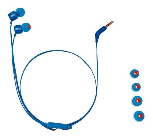 audífonos manos libres jbl t110 - mobilehut