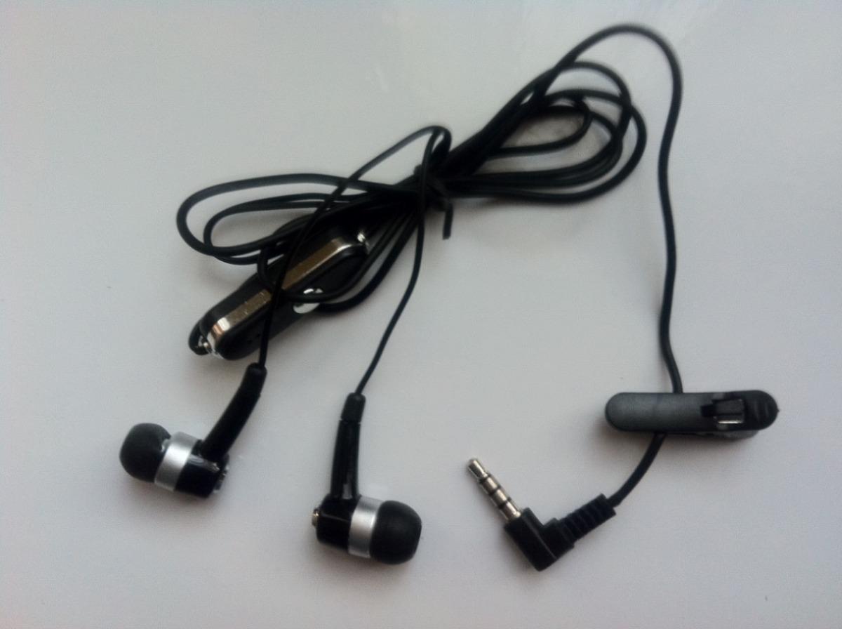 Audifonos Manos Libres Nokia E5 5310 N95 Gomita Supresor