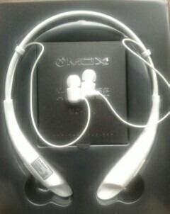 audifonos manos libres profesional sport bluethooth mox mp3